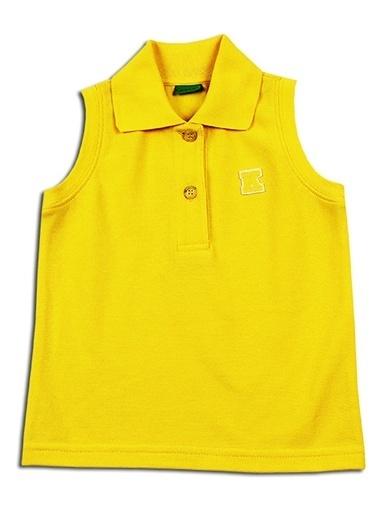 Karamela Tişört Sarı